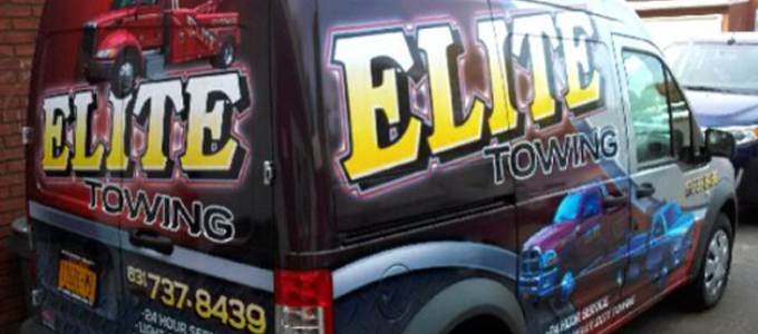Contact Elite Towing