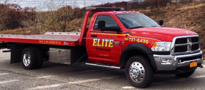 Elite Towing Service from Elite Towing