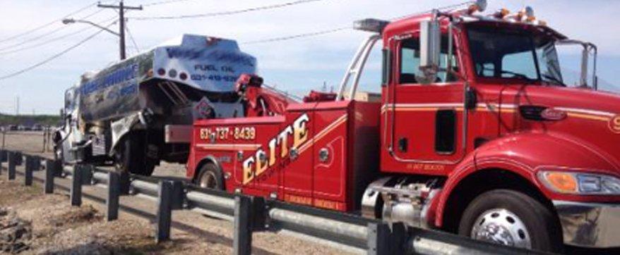 Long Island Tow Truck