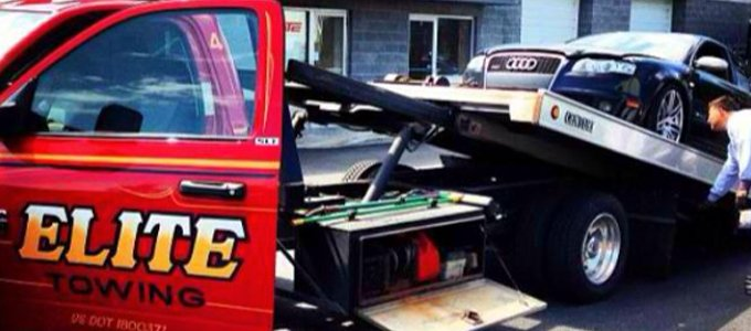 Elite Towing Tow Truck Services