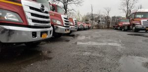 The Elite Towing and Transport Fleet